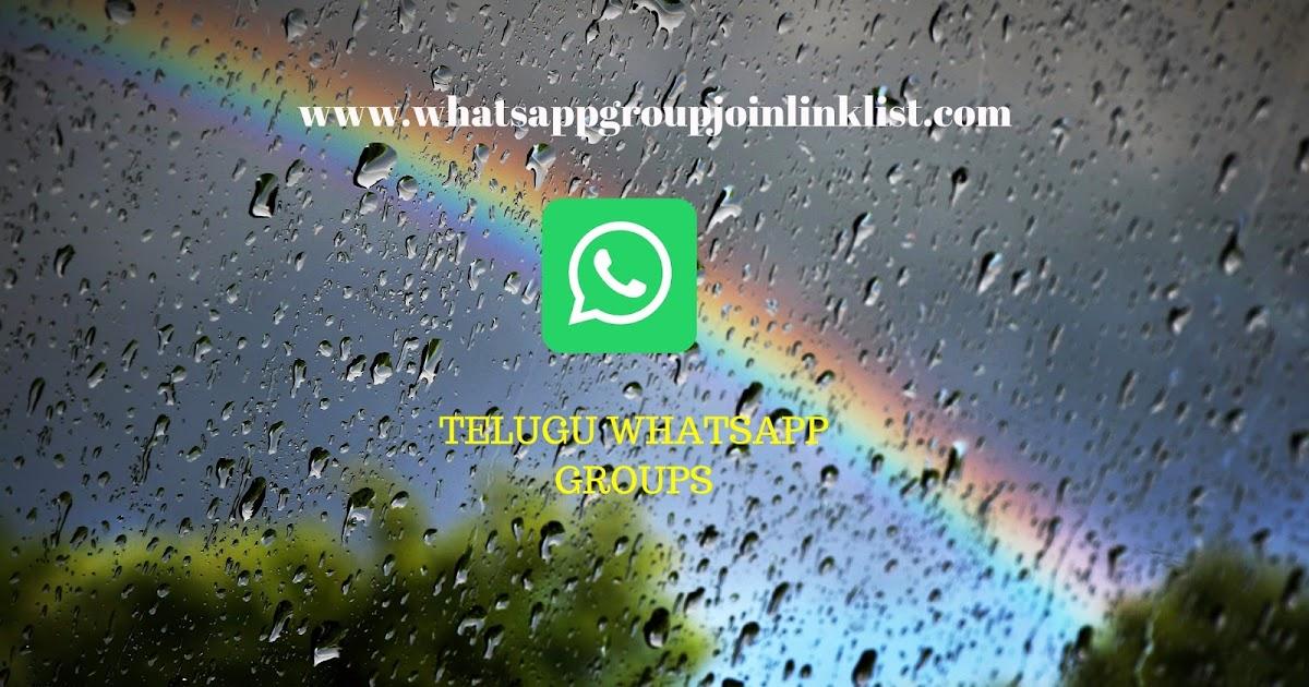 Telugu matrimony whatsapp group link