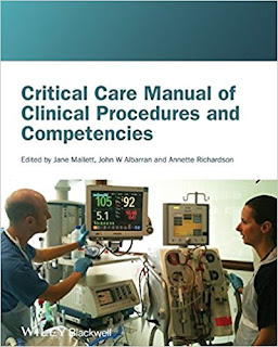 Critical Care Manual of Clinical Procedures and Competencies 1