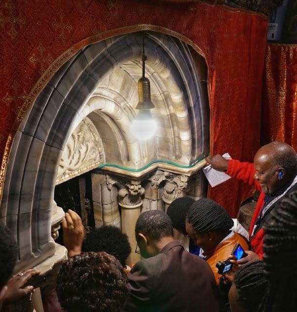 Igreja da Natividade em Belém