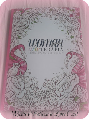 Arteterapia libro revista woman
