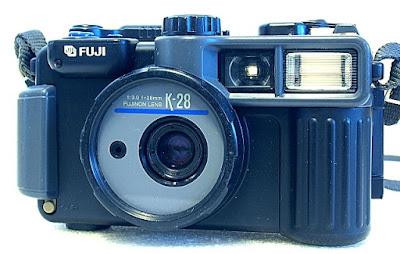 Fuji K-28, Front right