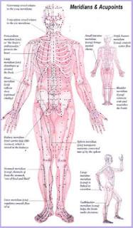 kroppens energibaner