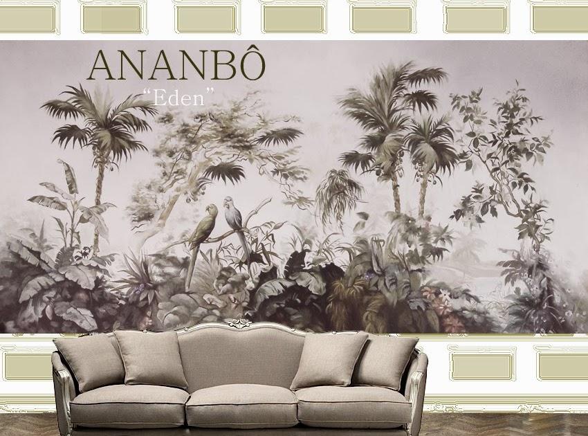 d coration de la maison papier peint panoramique ancien. Black Bedroom Furniture Sets. Home Design Ideas