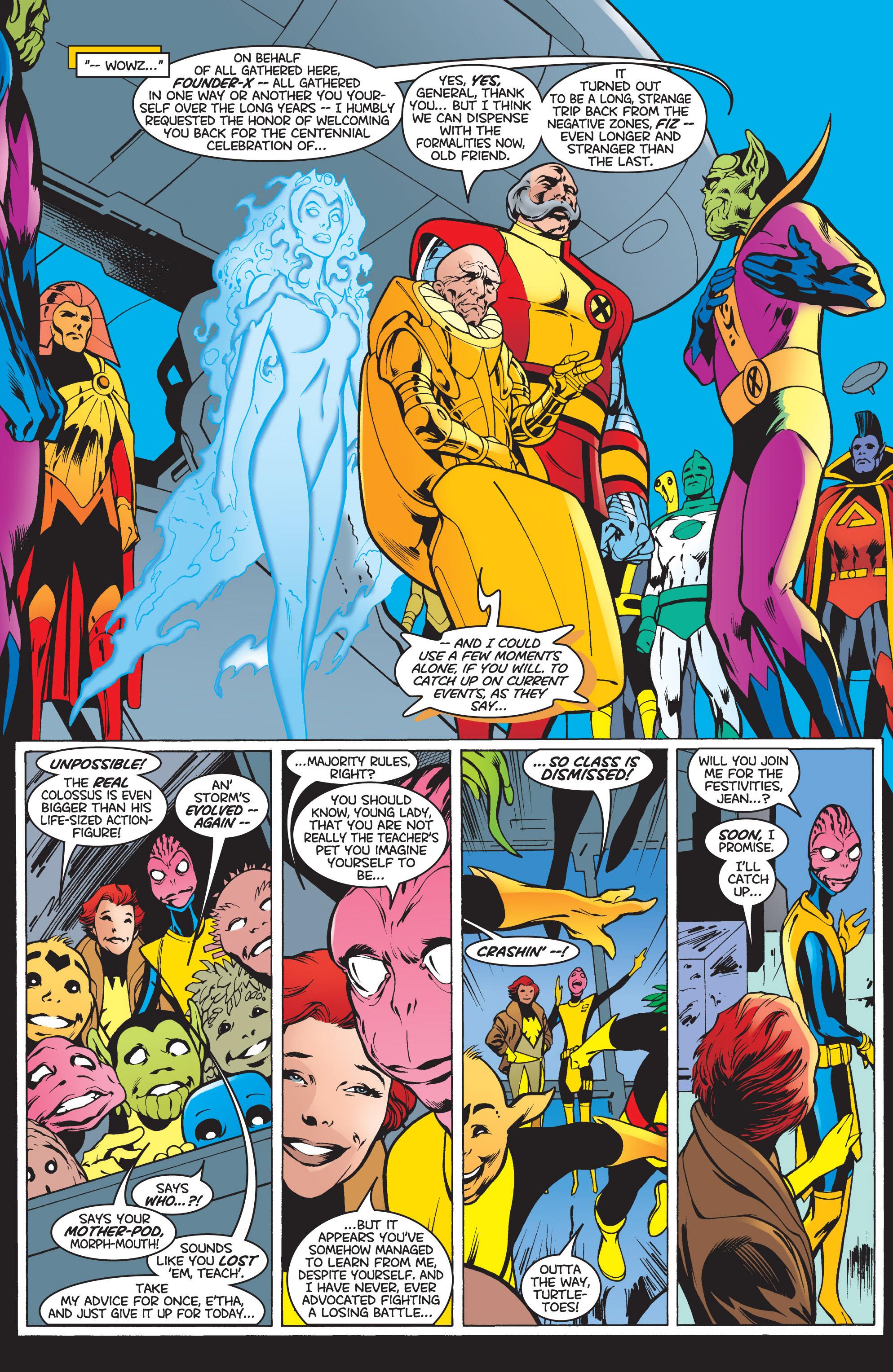X-Men (1991) 98 Page 4