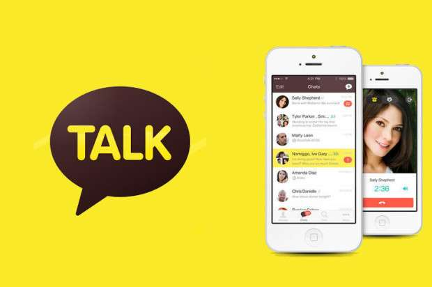 Media Sosial KakaoTalk Berbasis Blockchain