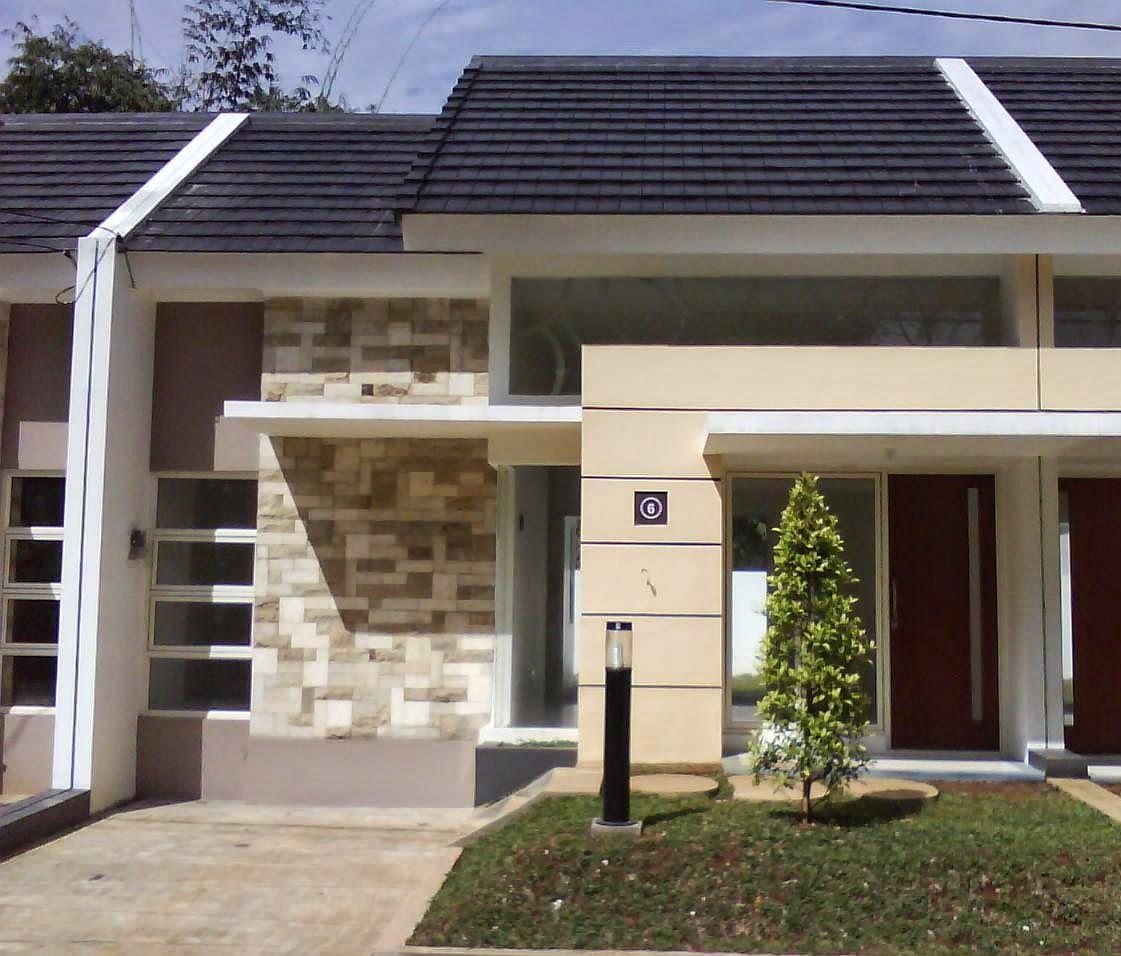 Desain  Rumah  Minimalis Type 30 60 Kumpulan Desain  Rumah