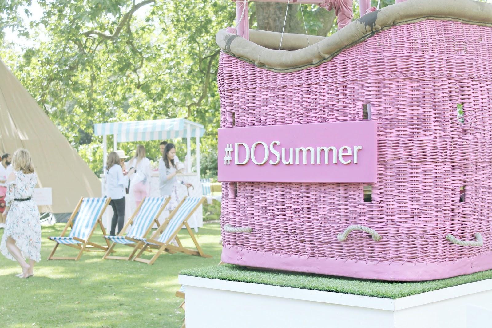 Pandora #DoSummer blog event
