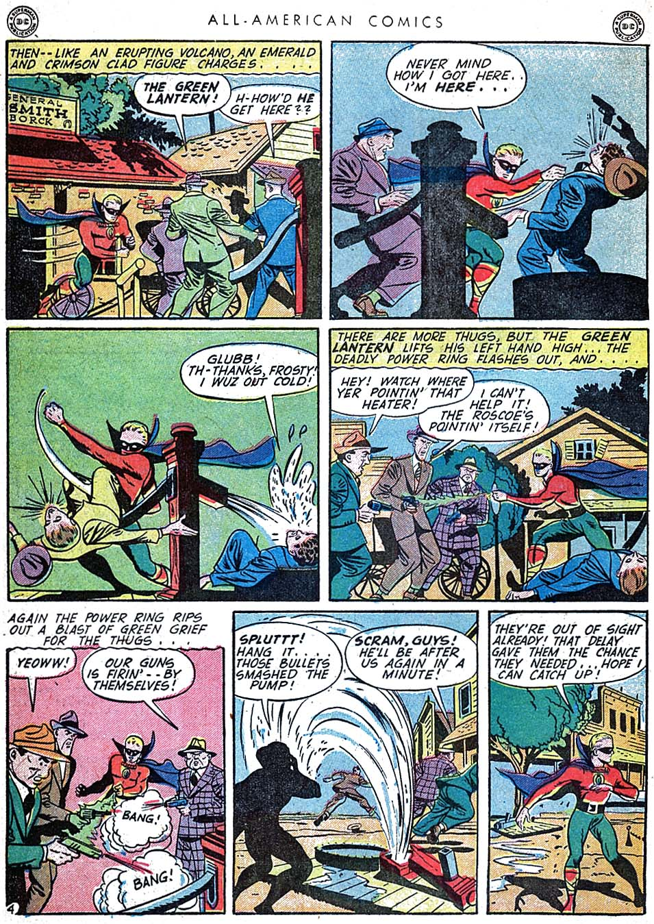 Read online All-American Comics (1939) comic -  Issue #62 - 6