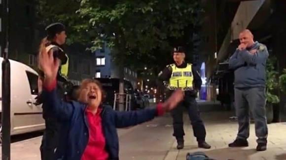 Bộ Ngoại giao Trung Quốc phản đối cảnh sát Thụy Điển