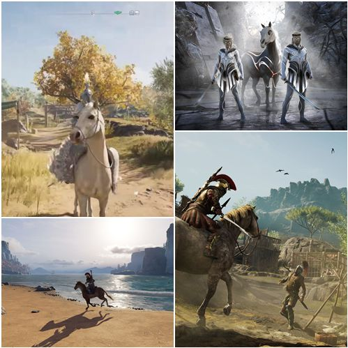 Save Data Game Assassins Creed Odyssey PC