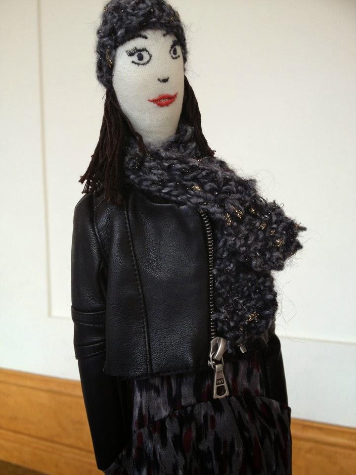 Fashion Doll Stylist November 2013