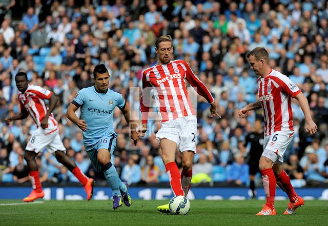Prediksi Stoke City vs Manchester City 20 Agustus 2016.