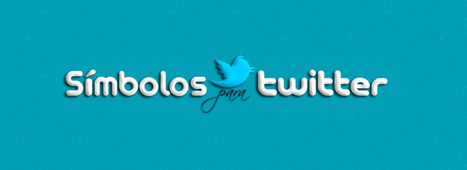 SimbolosTwitter