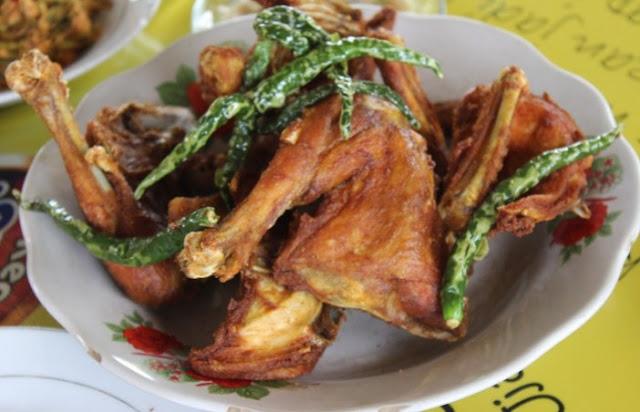 ayam goreng khas aceh