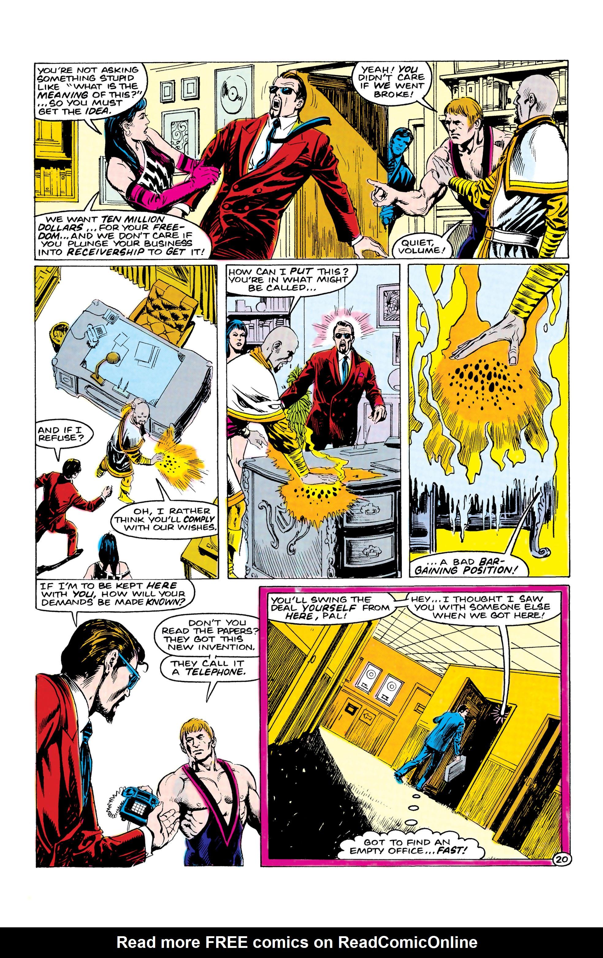 Read online World's Finest Comics comic -  Issue #312 - 21