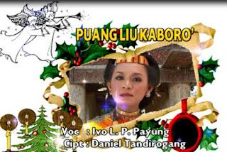 Lagu Natal Bahasa Toraja Terbaru Puang Liu Kaboro'