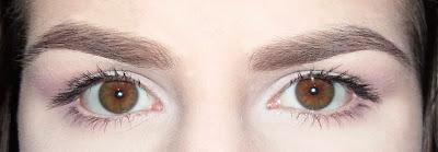 Tanie i dobre, czyli... paleta trzech cieni mysecret natural beauty + makijaż oka