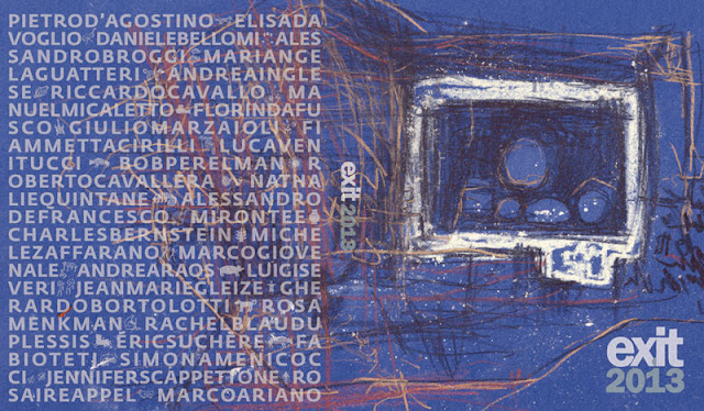 Copertina aperta del libro EX.IT 2013