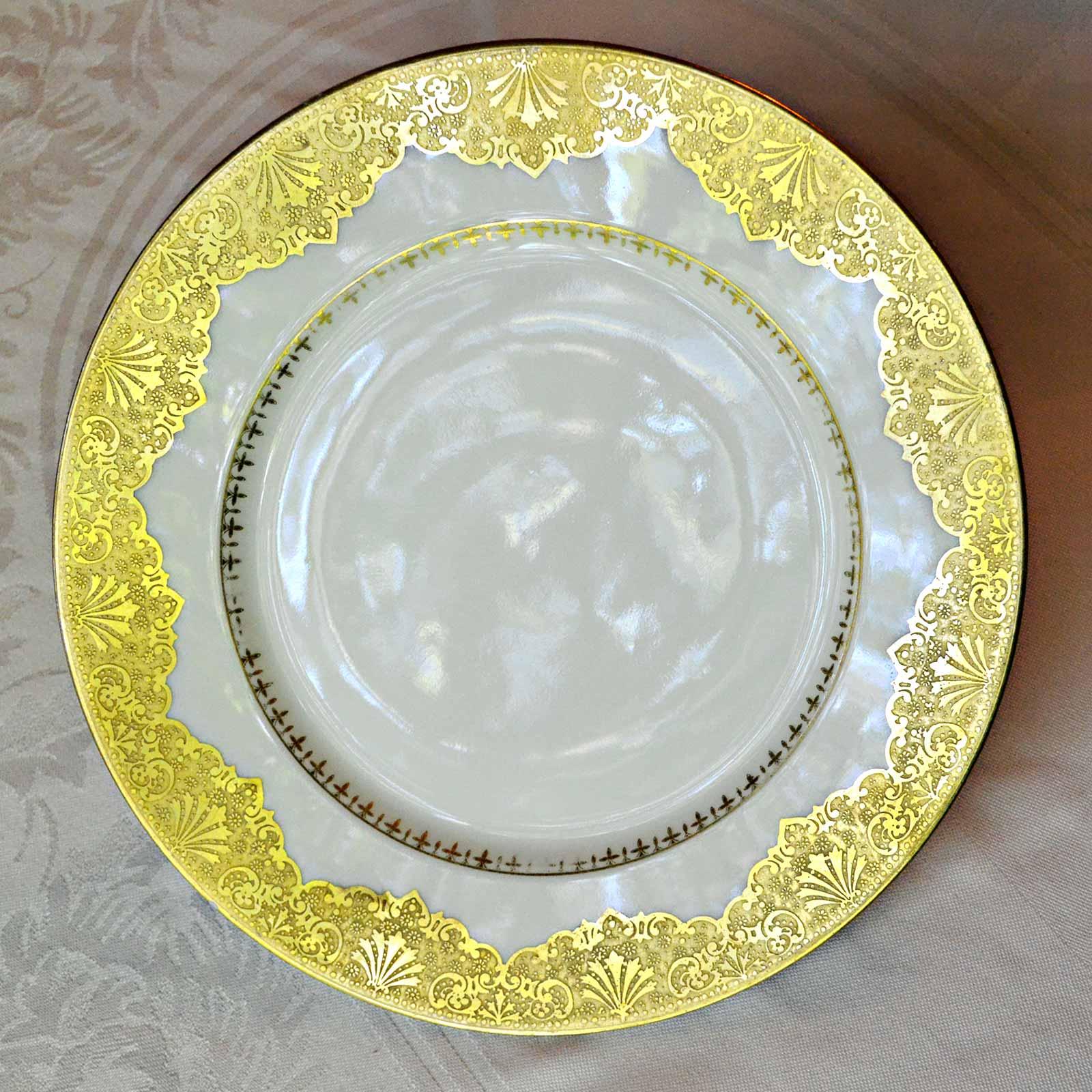 Limoge France dinner plate
