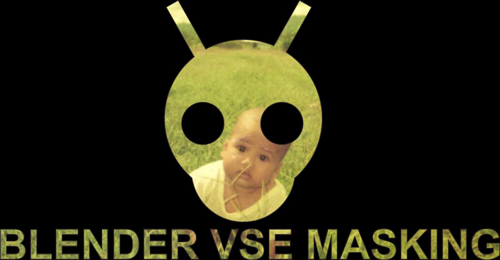 Tutorial Blender Video Editing Masking