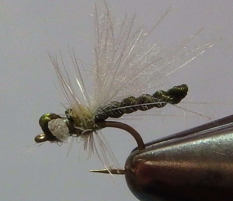 Online Fly Catalog: LEFTY ANGLER & FLIES In Livingston, MT: WEB Mayfly