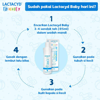 Lactacyd Baby