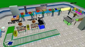 flexsim simulation software+free