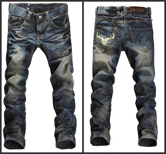 Jeans should comfortable without compromising on style and remain somewhat streamline, which is enhanced by knowing your true-fit or waist size (measure just below the naval level or at the top of.