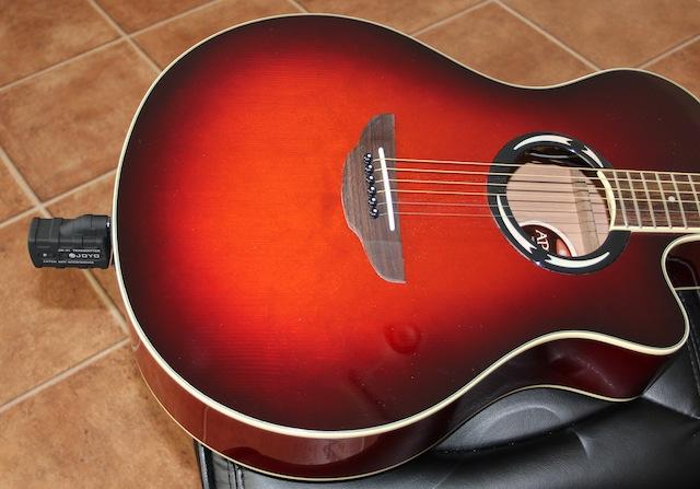 Gadget Discovery Joyo Jw 01 Guitar Wireless Transmitter