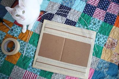 เต้นท์แมว งาน DIY เสื้อผ้าเก่าน่ารักๆ 5