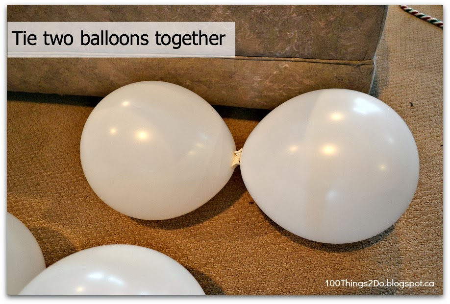 Balloon flowers, how to make balloon flowers, balloon twisting, birthday decorations
