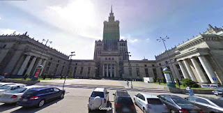 Palace of Culture and Science is the tallest building in Warsaw Poland