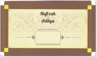 Membuat Desain Blanko Undangan Semi Hard Cover Mazaya MZ - 026 (Album 3) dengan CorelDRAW X4