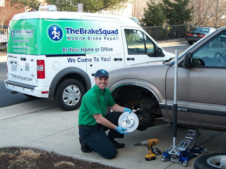 mobile brake repair franchise