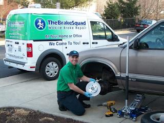 mobile brake repair franchise
