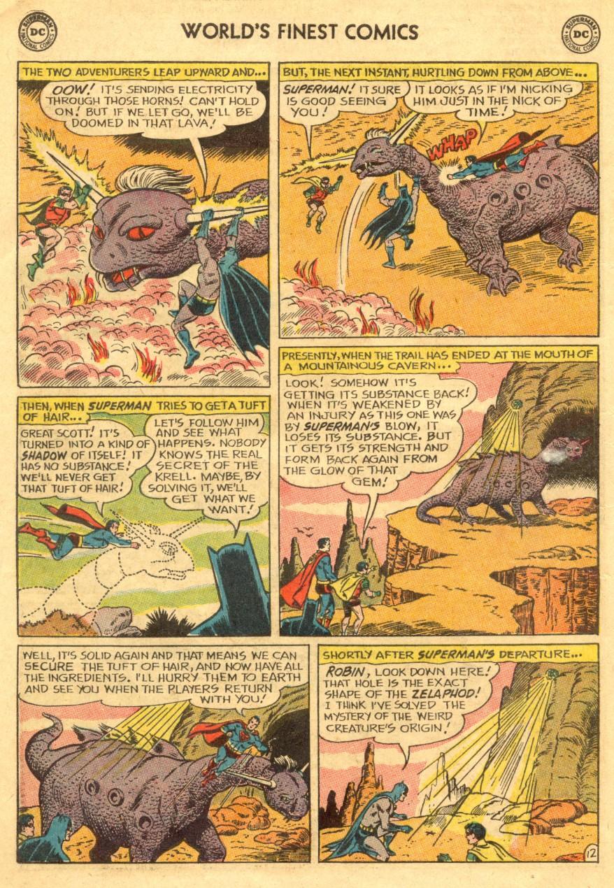 Read online World's Finest Comics comic -  Issue #130 - 14