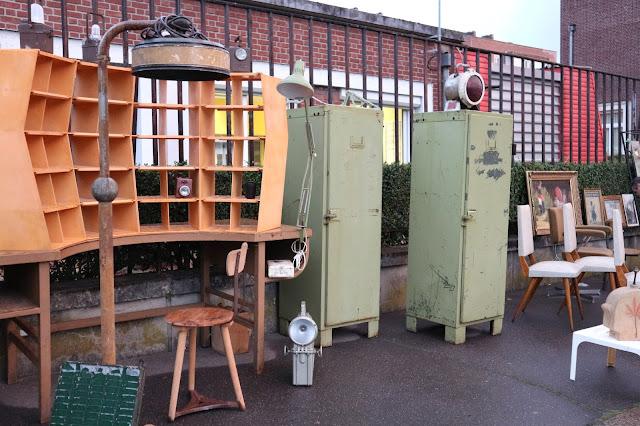 Armoires métalliques Amiens / Photo Atelier rue verte /