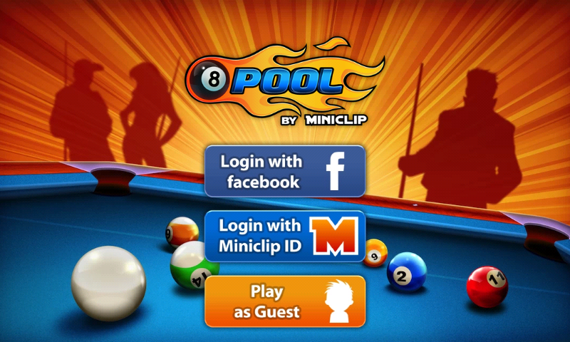Online Games Pool 8 Ball