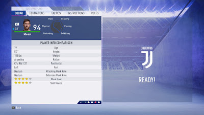 FIFA 19 Icon Squads v3 by KENAN_AZE
