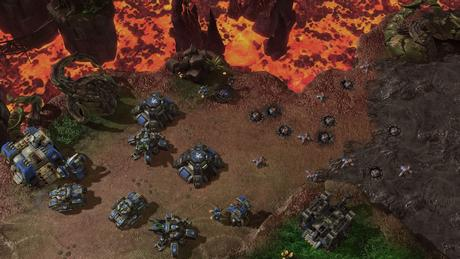 StarCraft 2 Heart of The Swarm PC Gameplay Screenshot