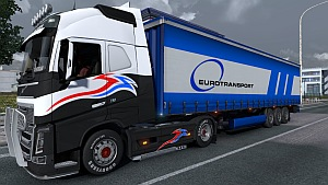 EuroTransport trailer mod