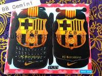 Stiker, skotlet atau garskin skin hp blackberry (BB) Gemini football