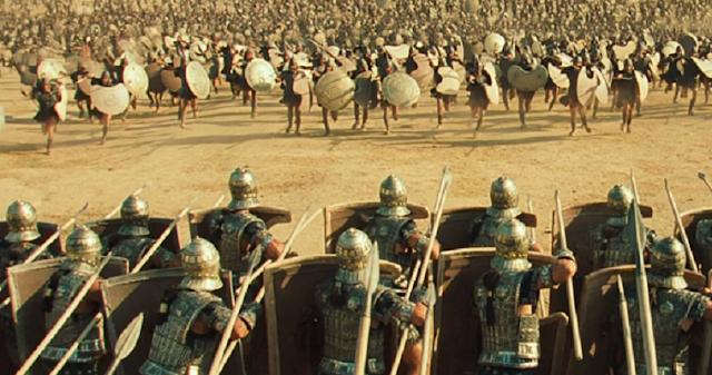 Τρωικός Πόλεμος: Οι παράλληλοι βίοι Μυκηνών - Τροίας