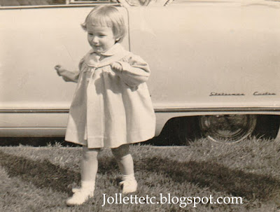 Wendy about 1952 https://jollettetc.blogspot.com