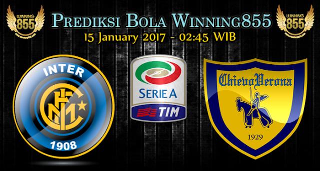 Prediksi Skor Inter Milan vs Chievo