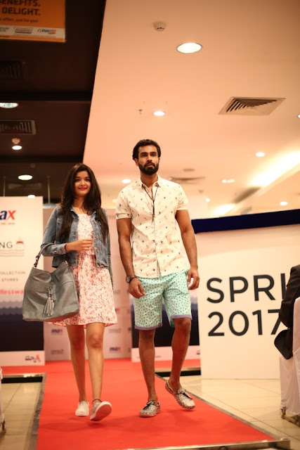 Max unveils Spring 2017 Collection