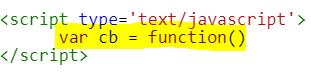 شكل أكواد JavaScript في مدونة بلوجر