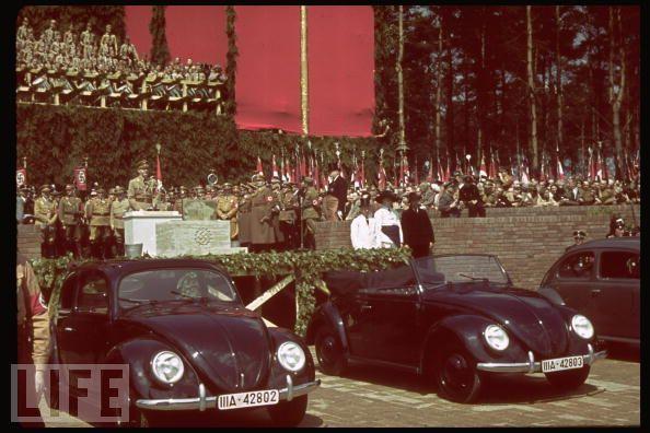 Volkswagen Beetle History From Hitler To Hippy Garage Car