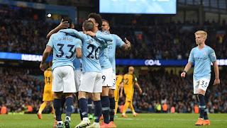 Premier League Musim Ini Menang Punya Manchester City
