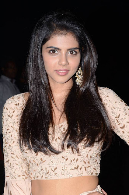 Kalyani Priyadarshan Stills At Hello Movie Pre Release Event